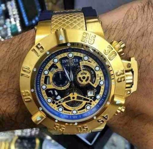 2f0668546f8 Relógio Invicta Subaqua 18527 Azul Original Promo12 T - R  379