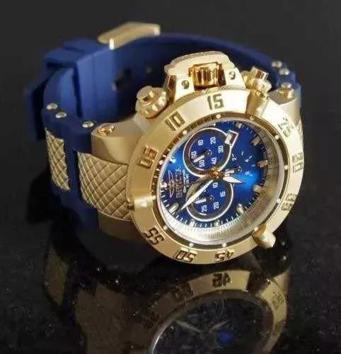 37dd9f59f67 Relógio Invicta Subaqua 5514 - Todo Funcional! - R  370