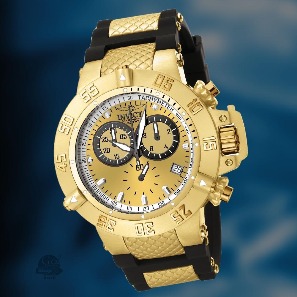 d9e185c7d17 relógio invicta subaqua 5517 masculino original. Carregando zoom.