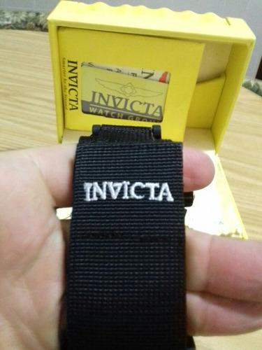 relógio invicta subaqua nitro 0655 pronta entrega no brasil!