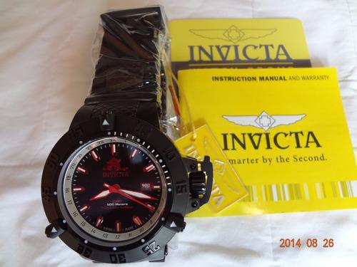 relógio invicta subaqua noma iii 13919 original frete grátis