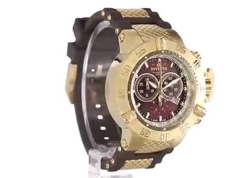 4798fc4d4fb Relógio Invicta Subaqua Noma Iii 5516 Original Pronta Entreg - R ...