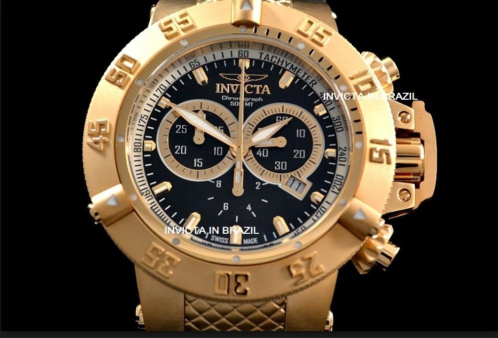 e5677835191 relógio invicta subaqua noma iii modelo 5514 5515 5517. Carregando zoom.