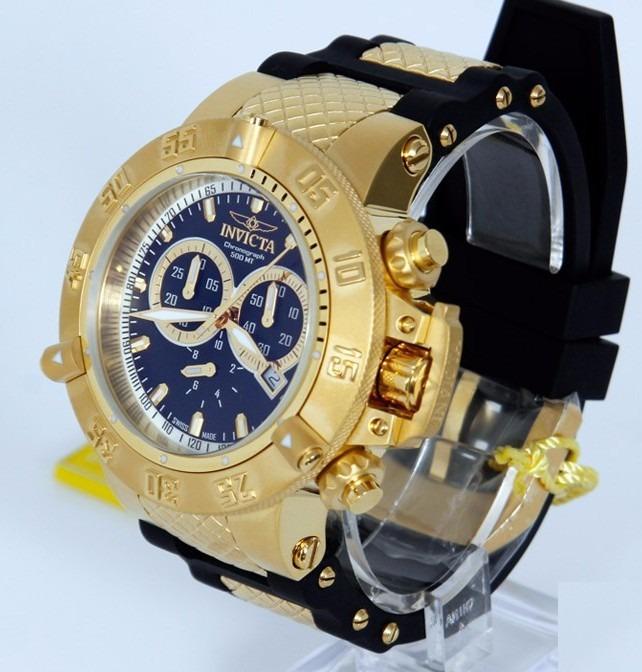 eeeceef74b2 Relógio Invicta Subaqua Noma Iii Modelo 5514 Original - R  510