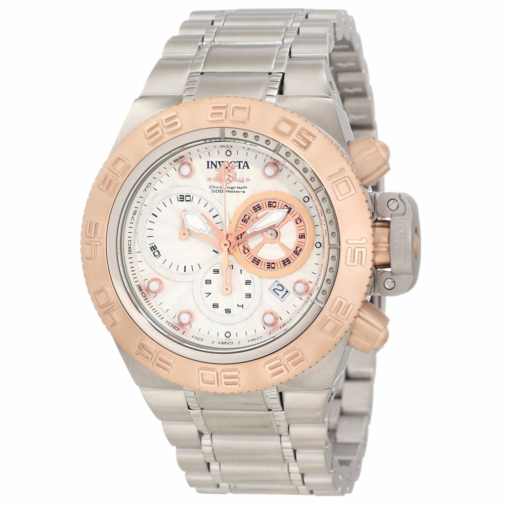 66e46e7a255 relógio invicta subaqua noma iv 10140 masculino original. Carregando zoom.