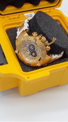 relógio invicta subaqua skeleton em 12 vezes 100 juros
