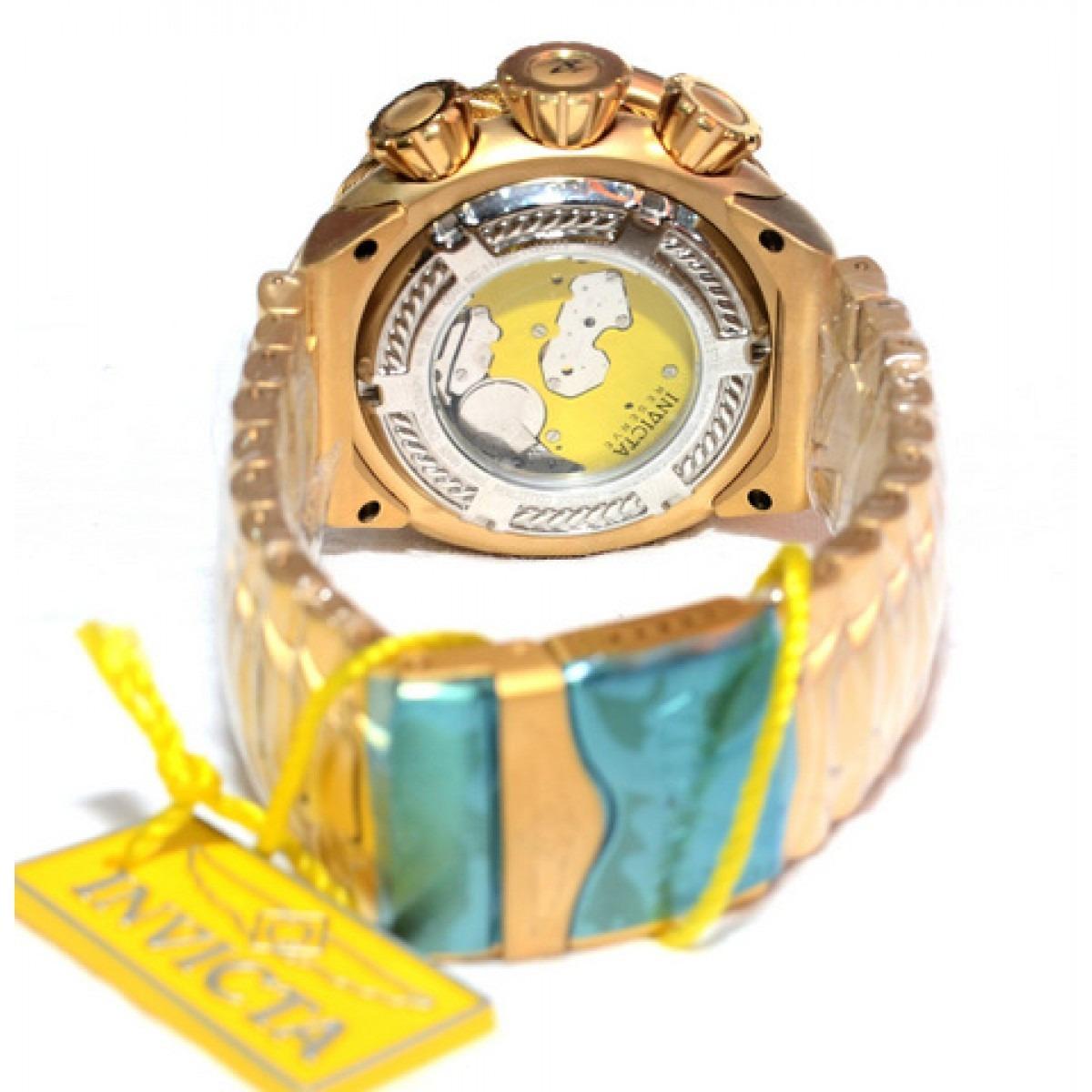 ba8f2ae03ca relógio invicta thunderbolt 21359 dourado zeus reserve origi. Carregando  zoom.
