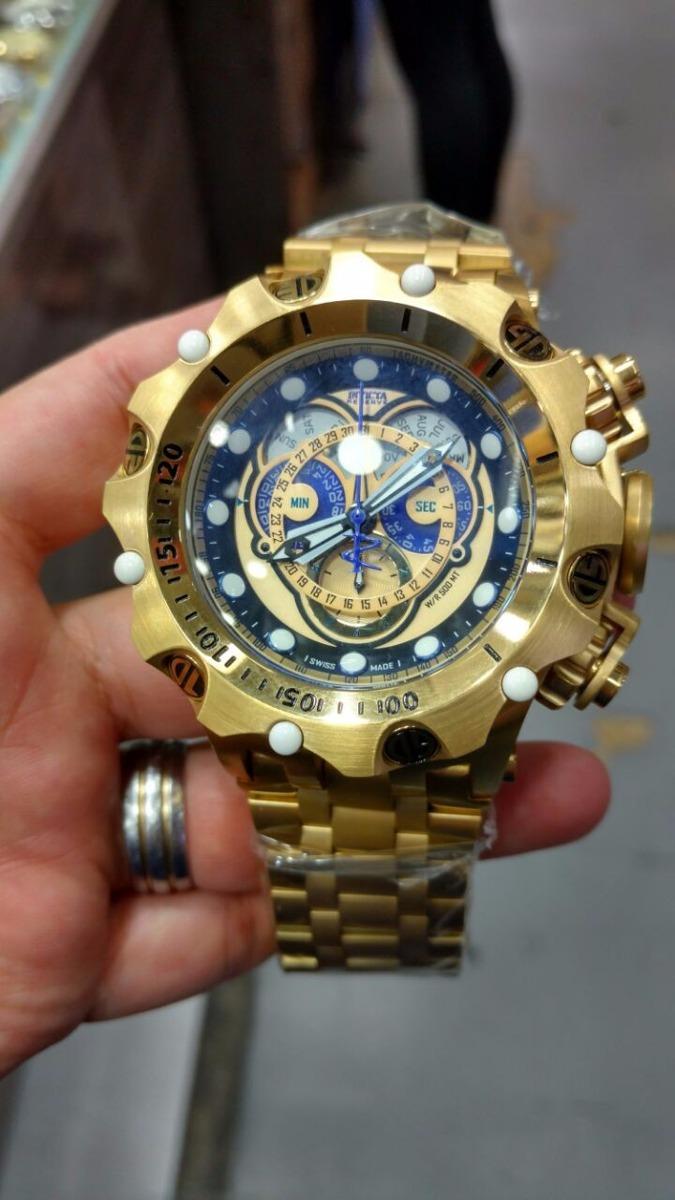 97ad7446da4 relógio invicta venom 16804 hybrid. Carregando zoom.