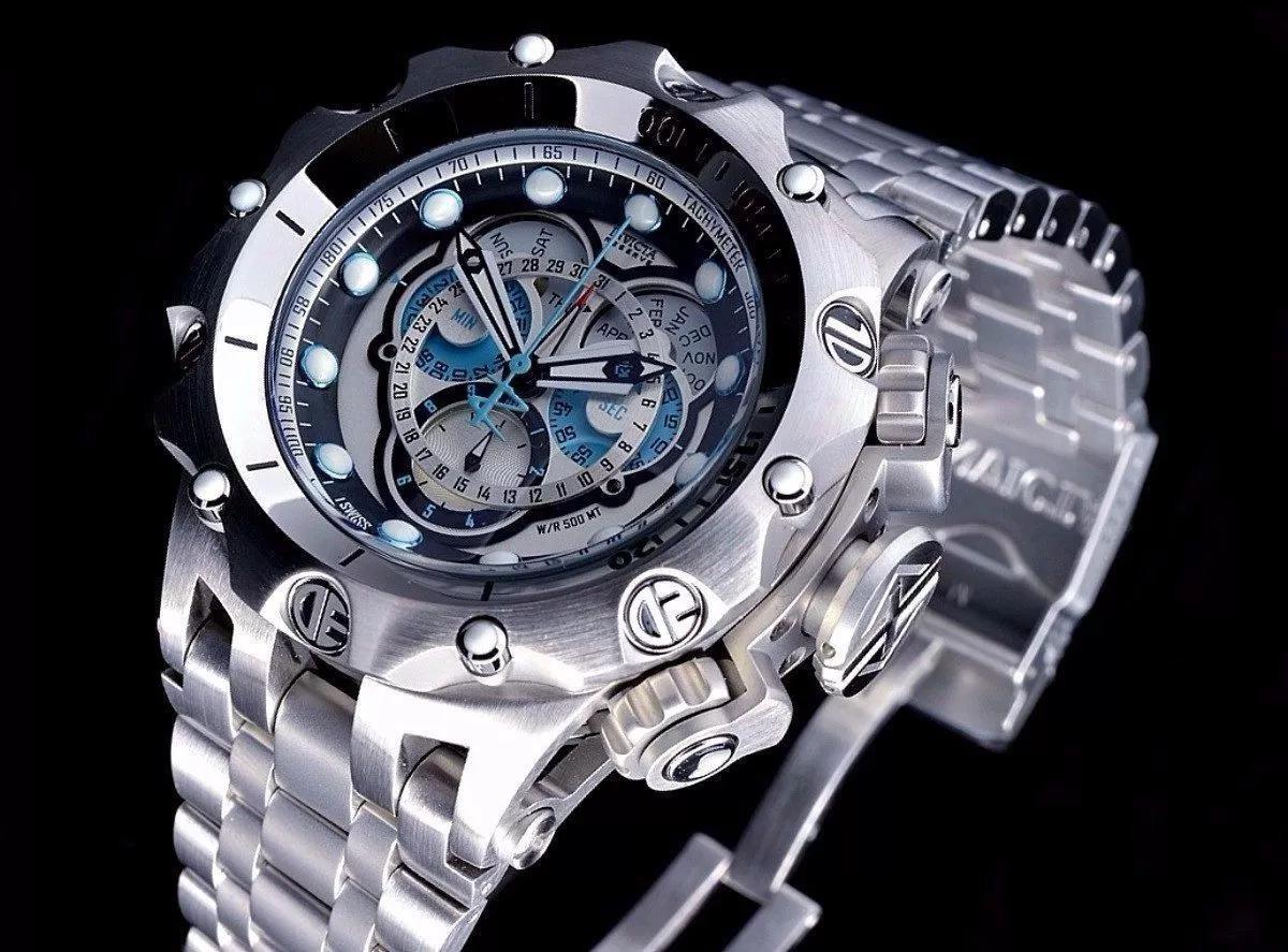 fa8c51438ea Relógio Invicta Venom Hybrid 16803 - R$ 1.018,71 em Mercado Livre