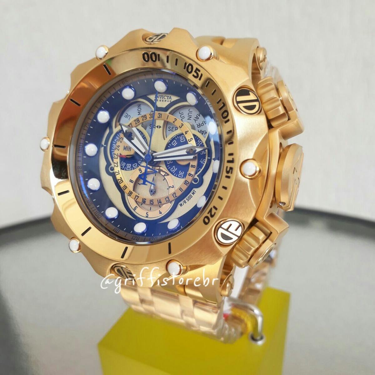 076a5e73242 relógio invicta venom hybrid 16804 original banhado ouro 18k. Carregando  zoom.