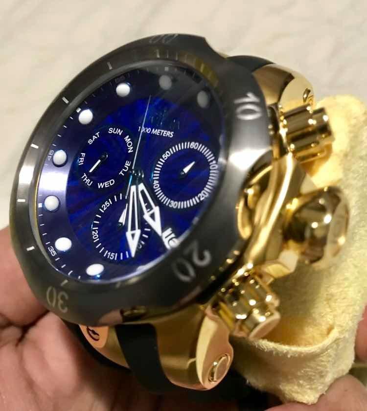 1ca8b1060da relógio invicta venom original. Carregando zoom.