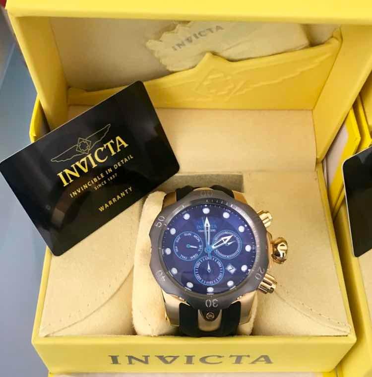 ab8b0c9a599 Relógio Invicta Venom Original - R  1.800
