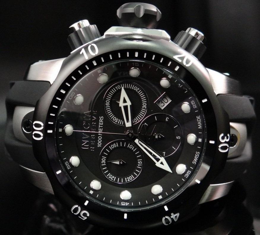 dc19c64718f Relogio Invicta Venom Reserve 0947 Completo - R  2.049