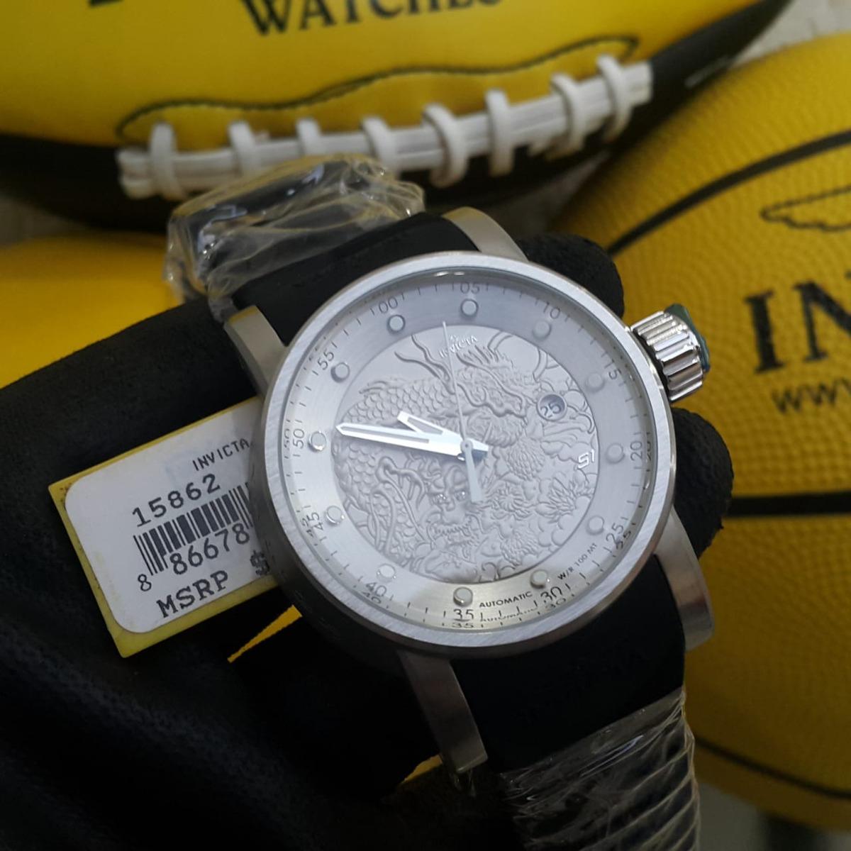 4482e945d85 relógio invicta yakuza 15862 s1 rally aqui é 100% original. Carregando zoom.