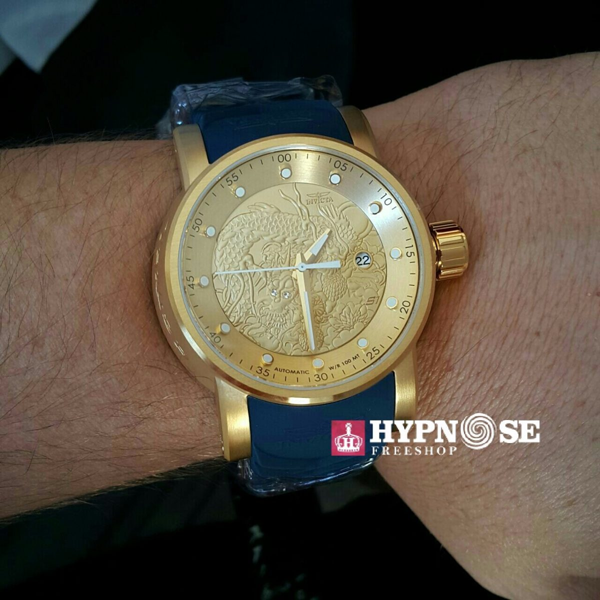 97e8ba46815 relógio invicta yakuza dragon 18215 original pronta entrega. Carregando  zoom.