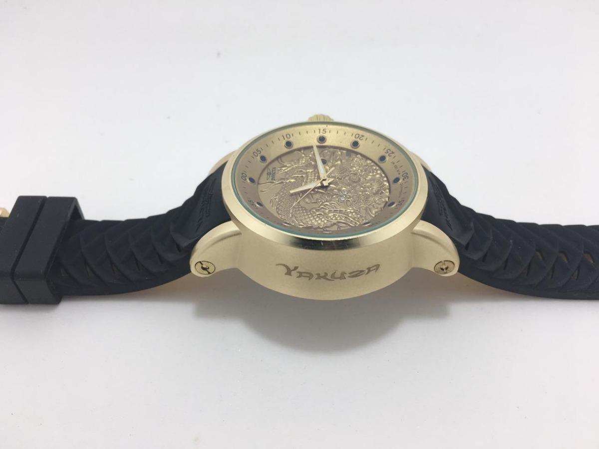 e98615799ff relógio invicta yakuza dragon s1 varias cores + caixa. Carregando zoom.
