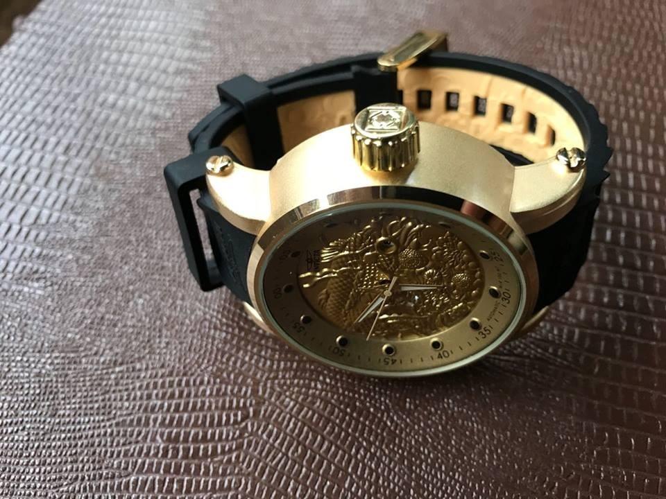 9f764f8ee7f relógio invicta yakuza s1 dragon 2018 modelo 14504. Carregando zoom.