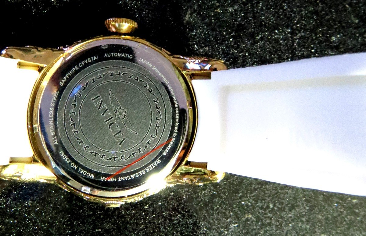 bbdefd26b3d Relógio Invicta Yakuza S2 Lançamento Frete Grátis Original - R  149 ...