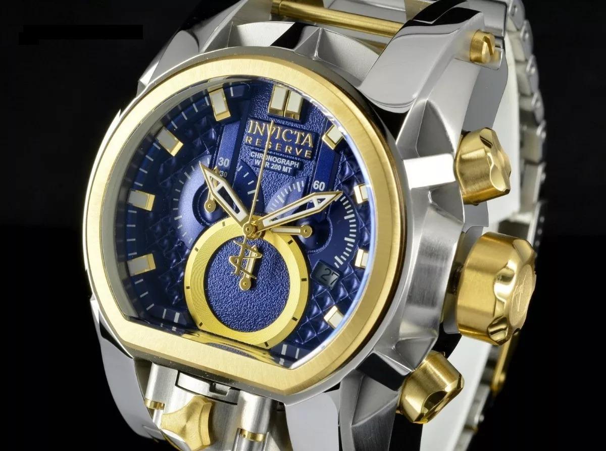 146cb1c7b68 relógio invicta zeus magnum 20111+bola+boné original maleta. Carregando zoom .