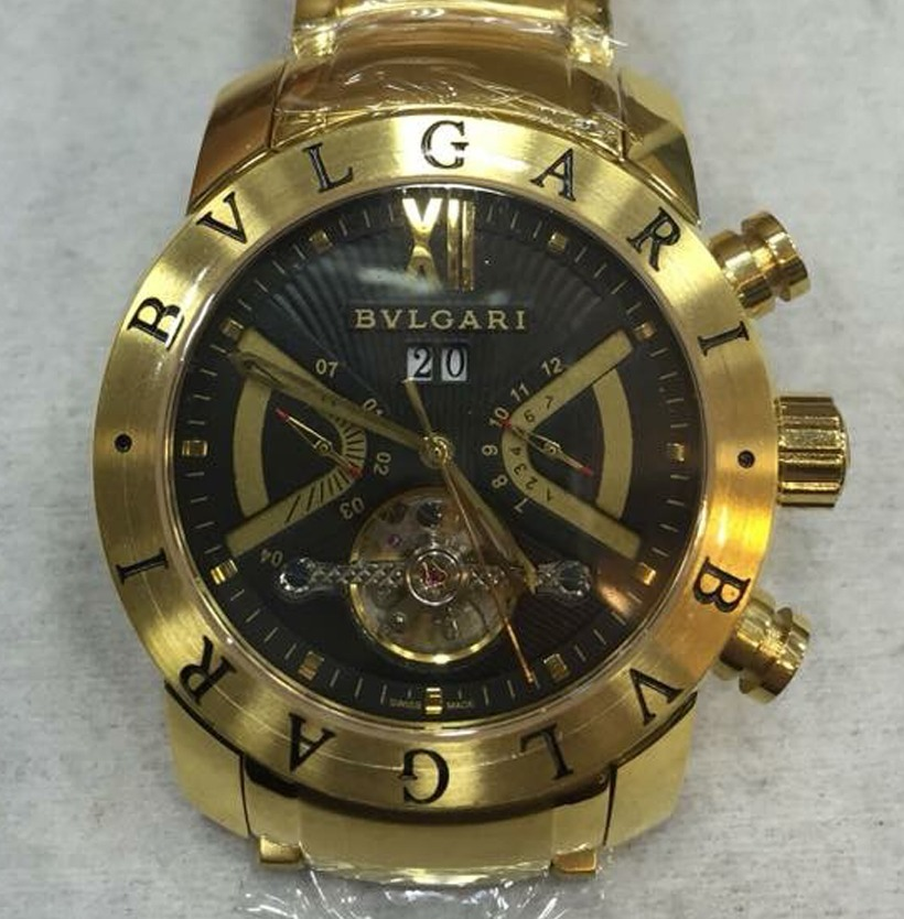 0399ec89f4458 Relógio Iron Man Automático Original E Frete Grátis! - R  64.900,00 ...