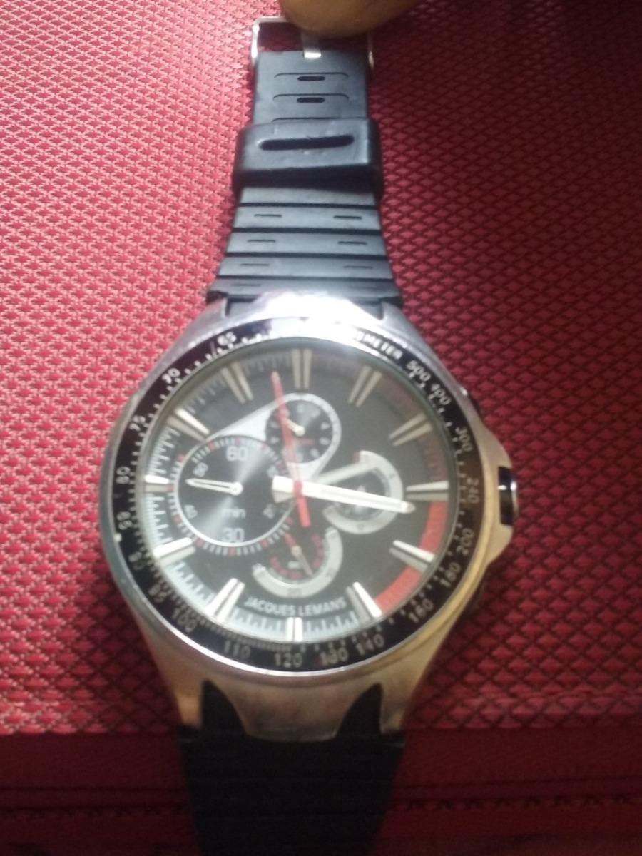2263628fd5d Relógio Jacques Lemans F1 Model F5016 - R  600