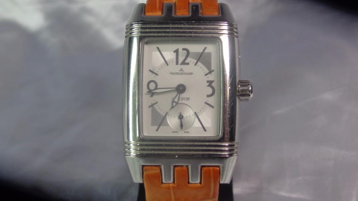 5efe8558269 relógio jaeger lecoultre mod. 296.8.74 reverso relogiodovovô. Carregando  zoom.