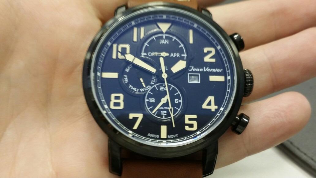 b537ed945c1 relógio jean vernier pioneer jv11541 (ds). Carregando zoom.