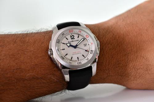 relógio jeanrichard diverscope diver - automático