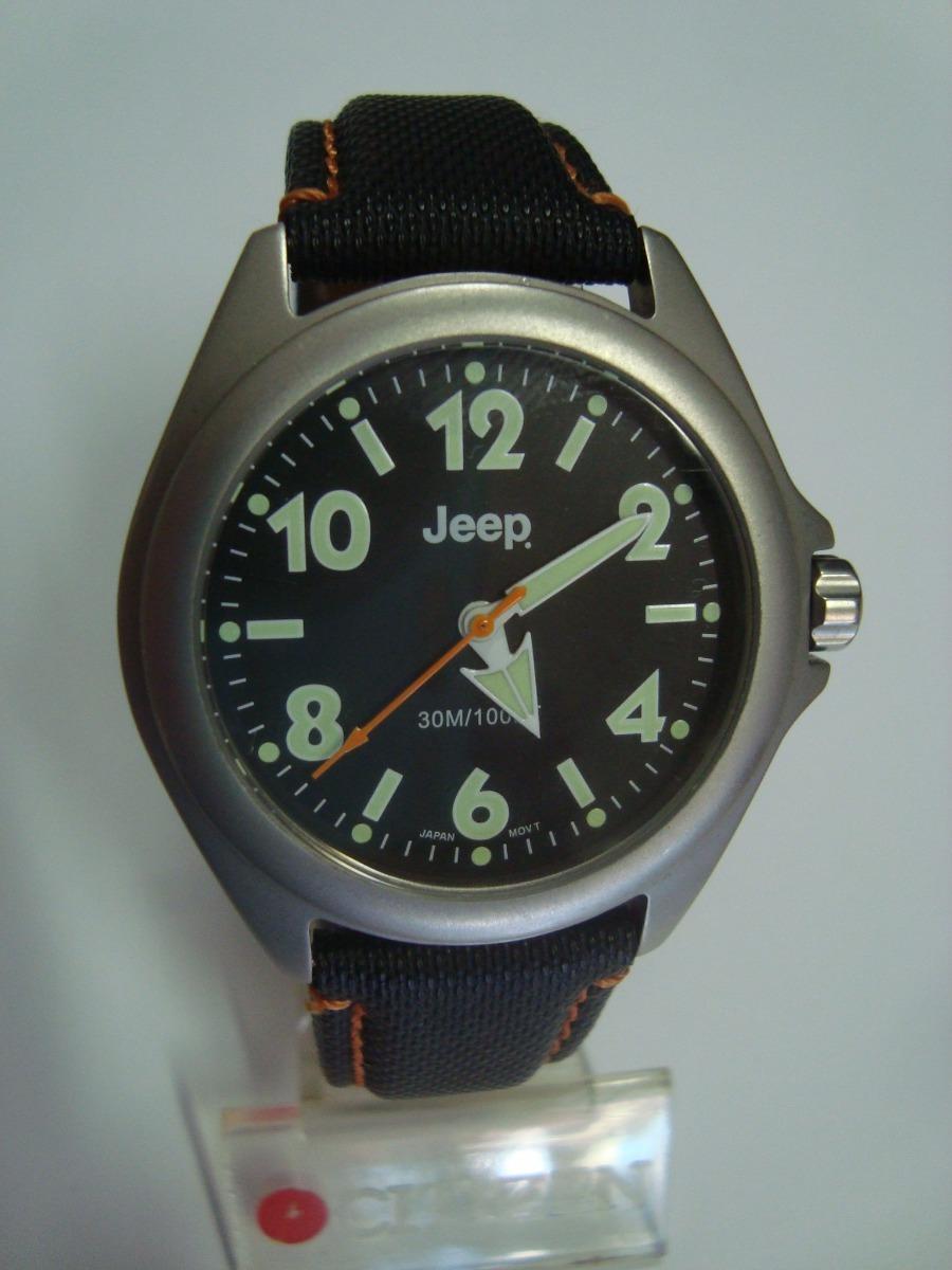 538aded3201 relógio jeep original 40mm pouco uso. Carregando zoom.