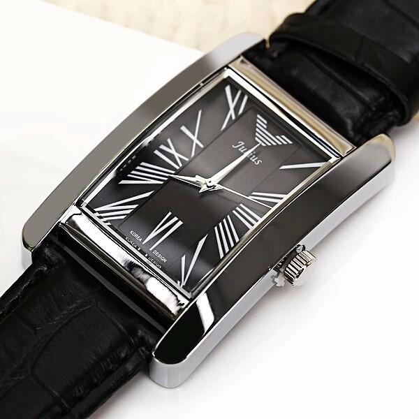 b96360f11fd Relógio Julius Casual Fashion - R  130