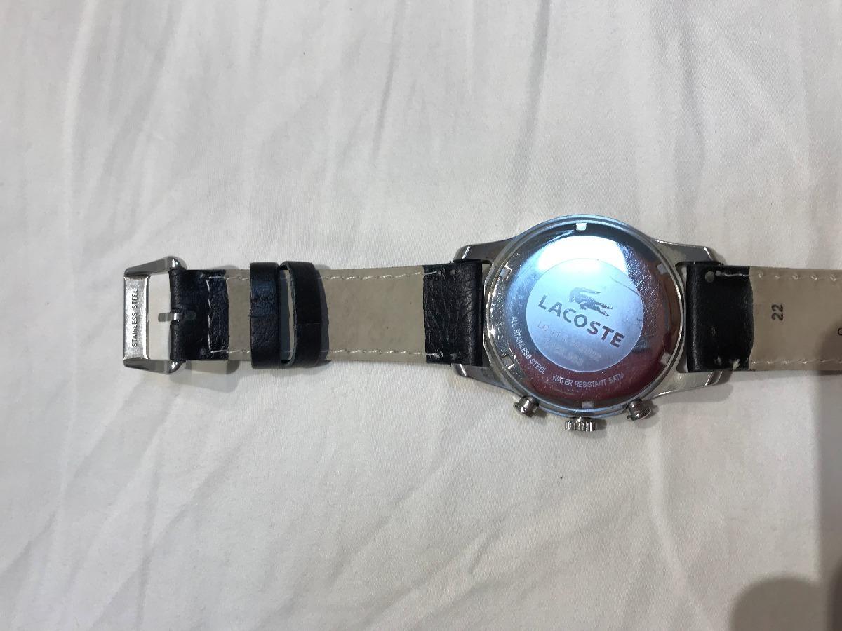 0f5092d4f4d relógio lacoste original modelo advantage vivara. Carregando zoom.