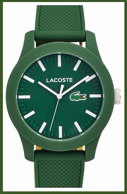c125d3a70b5 Relógio Lacoste Unissex - Frete 100% Grátis! - R  549