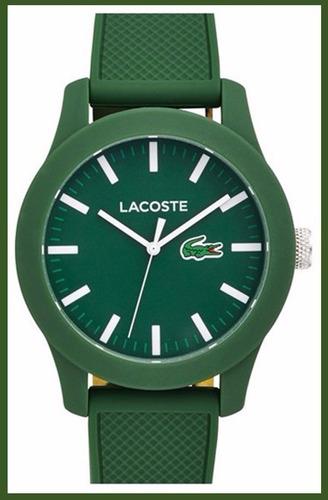 relógio lacoste unissex - frete 100% grátis!