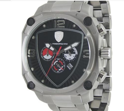 relógio lamborghini countach - lb90015663m