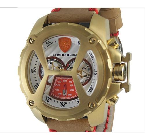 relógio lamborghini diablo - lb90059672m