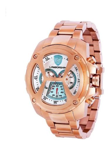 relógio lamborghini diablo - lb90068653m