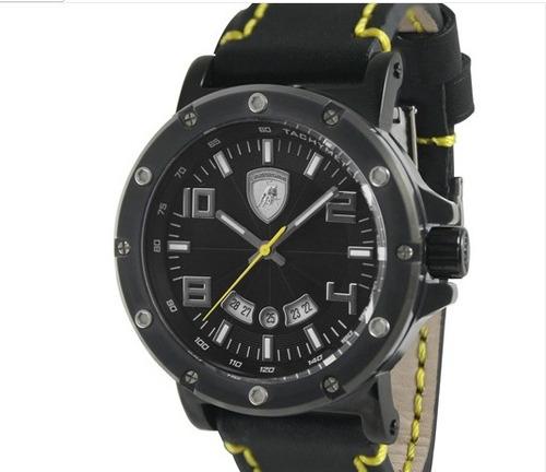 relógio lamborghini ferruccio - lb90044252m