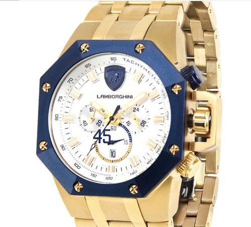 relógio lamborghini huracan - lb90013663m