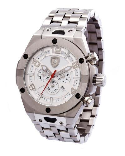 relógio lamborghini murcielago - lb90051653m