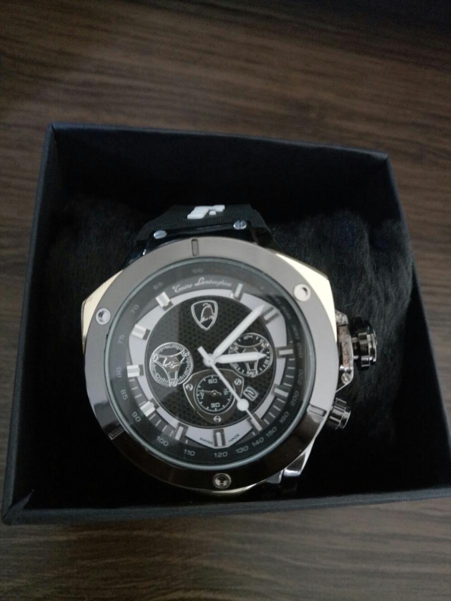 334950cdab5 relógio lamborghini tonino lançamento 2018. Carregando zoom.