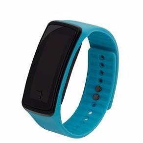 47d56003905 Relógio Led Digital Sport Bracelete Pulseira Nike - R  15