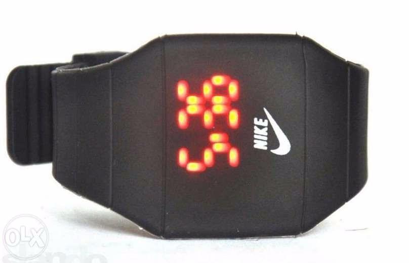 7cfc9d502f6 relógio led digital sport nike pulseira silicone promoção!!! Carregando  zoom.
