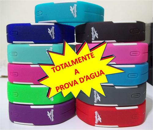 relógio led digital sport pulseira silicone bracelete