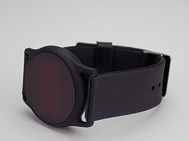 b6f721ce778 Relógio Led Digital Touch Silicone Barato Preto - R  19