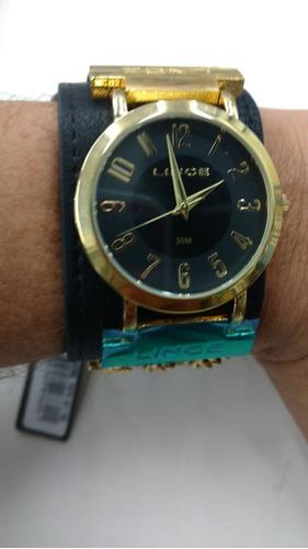 relógio lince feminino lrc4225l p2pk original barato