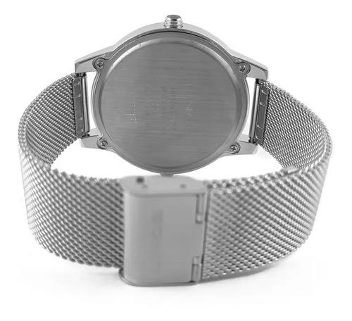 relogio lince masculino digital mdm4586l pxsx aço prata