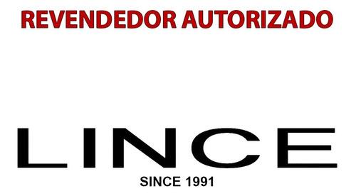 relogio lince masculino mrc4486s kw39p2px aço preto jeans oferta - 100% original promoção