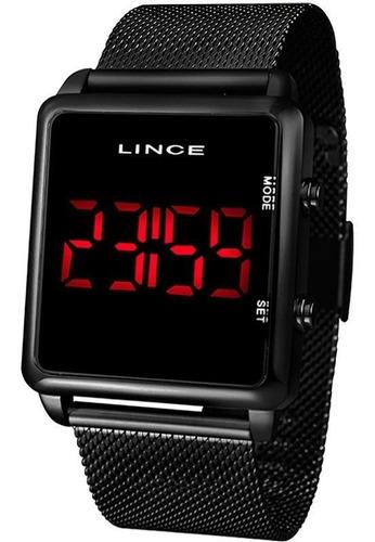relógio lince mdn4596l pxpx - original com nota fiscal