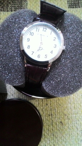 relógio lince - unissex clássico