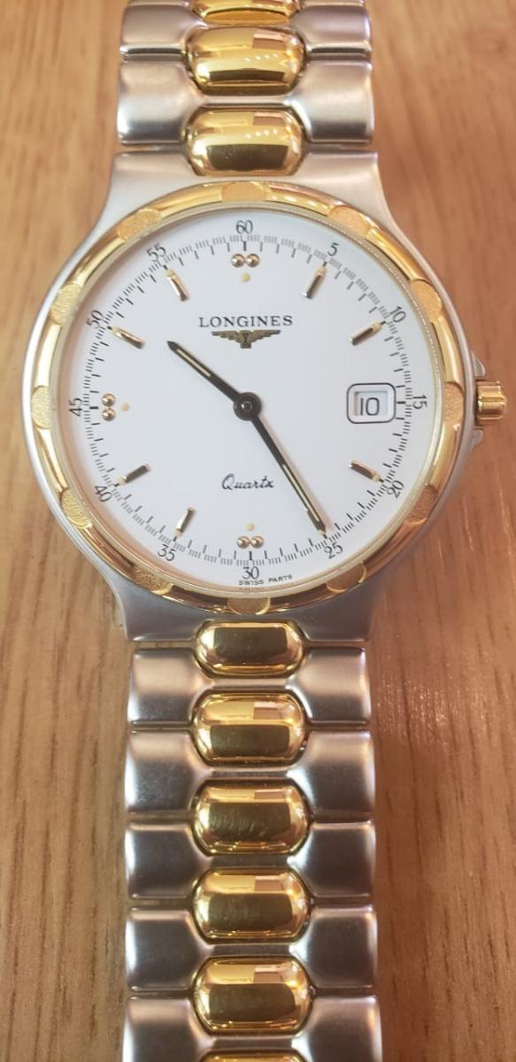 421b2d3f7cb Relógio Longines Conquest L1.614.3 - R  7.790